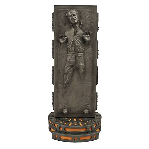 Han Solo Frozen in Carbonite Bank