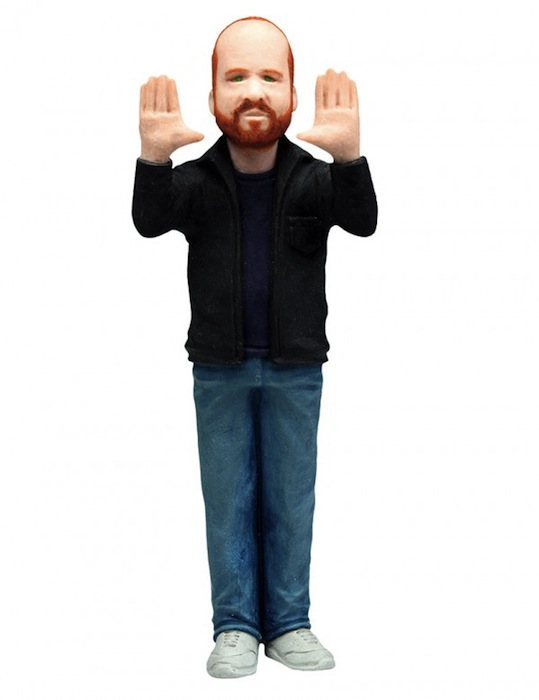 Joss Whedon Action Figure