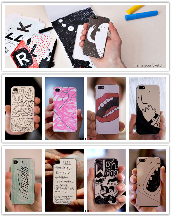 Create your own iphone 5 cases with krizzle craziest gadgets for Creative iphone case ideas