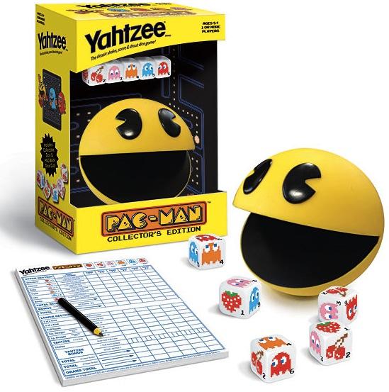 Pac-Man Yahtzee