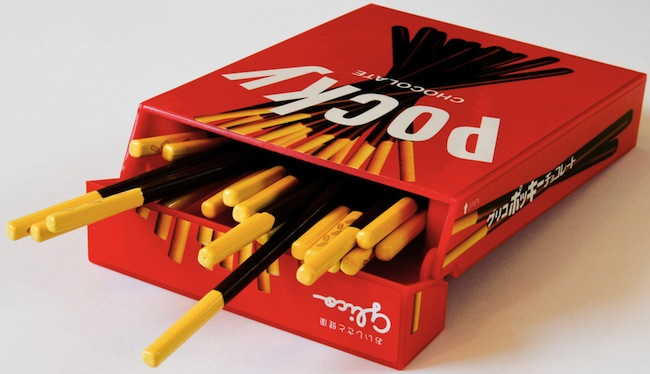 Shocking Pocky Game: Atamaga Shock
