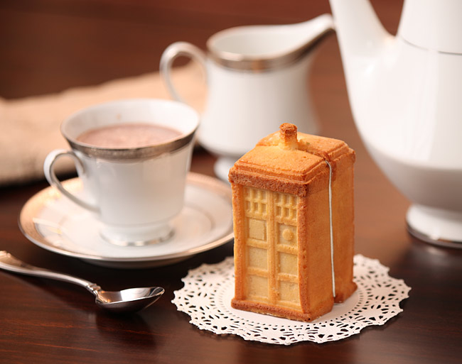 dr who cake mold
