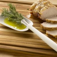 Use Herbs to Baste with the Herb Wand