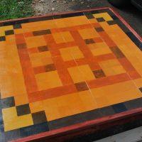 minecraft coffee table