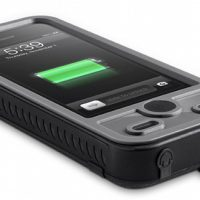 Mojo Refuel Aqua is a Waterproof Battery Case for iPhone