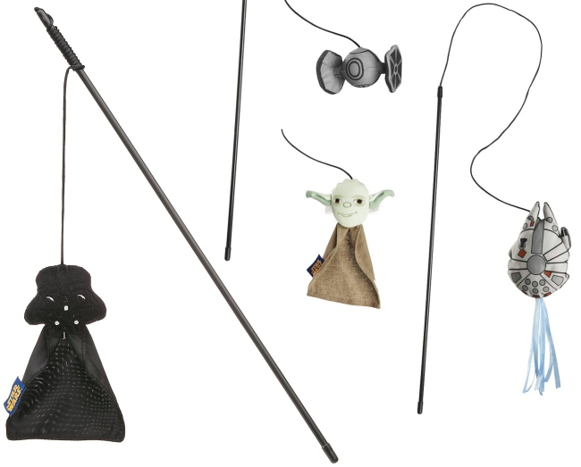 star wars cat toys