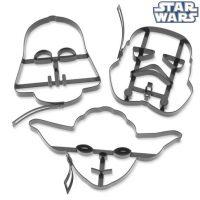 star wars heros pancake molds
