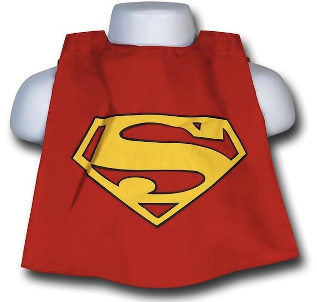 superman bib back