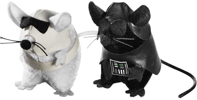 vader stormtrooper mice toys