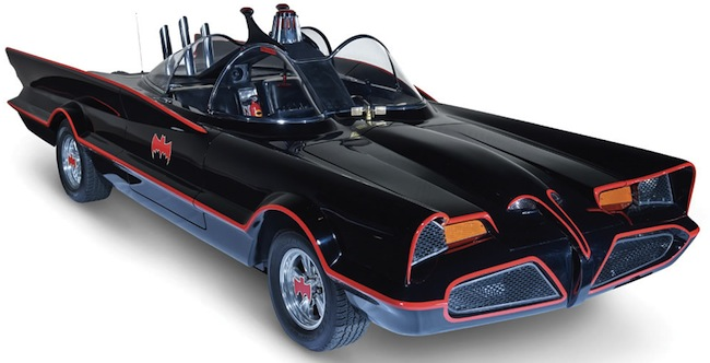Full Size Street Legal Batmobile Replica
