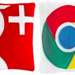 Google Chrome and Plus One Pillows