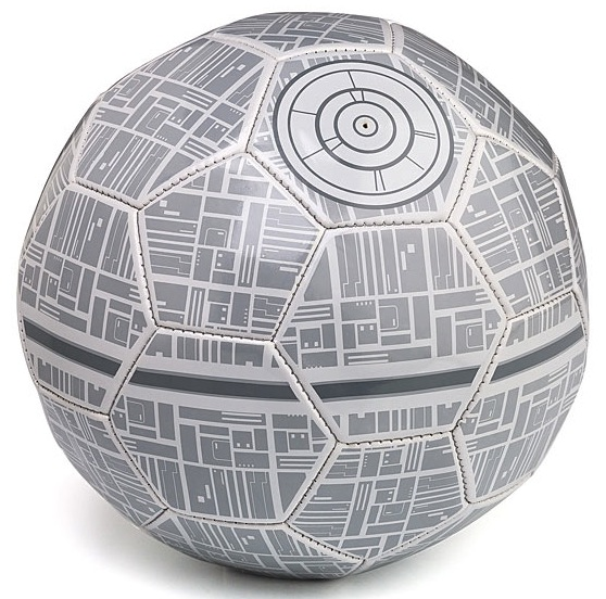 Death Star Soccer Ball is the Ultimate Scoring Weapon