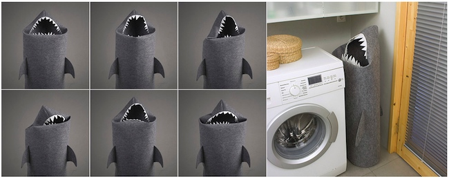 shark basket