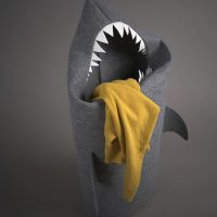 shark laundry bag