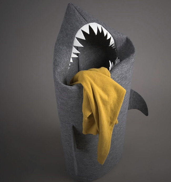 shark laundry bag Pinboard
