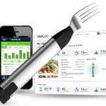 Smart Fork is USB Powered, App-Controlled