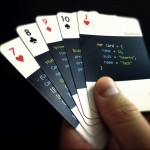Programming Code Deck of Cards