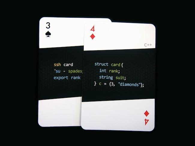 code deck pair