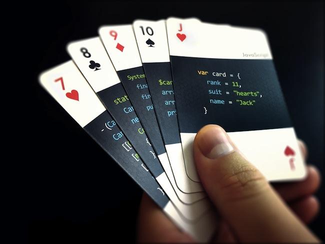 code deck