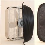 Fan Buddie Turns a Box Fan into an Air Filter