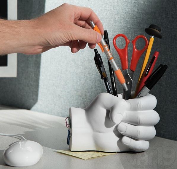 Hand Desk Organizer