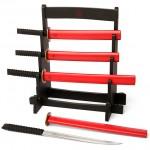 Samurai Sword Kitchen Knife Set