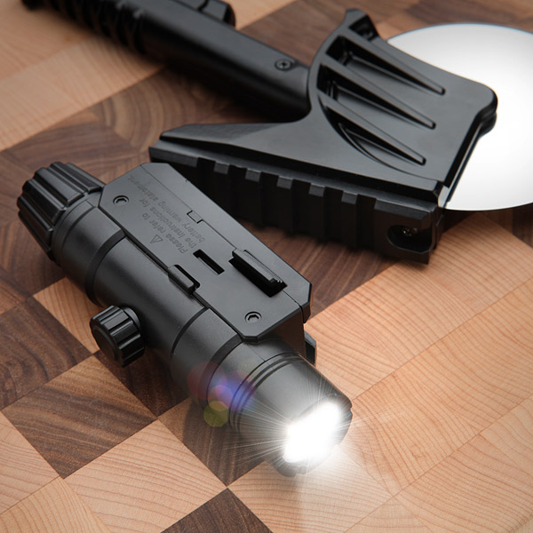 tactical laser pizza cutter