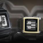 Analyze This: Tokyoflash Rorschach E-Paper Watch