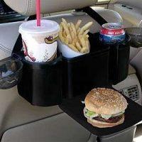 back seat organizer tray