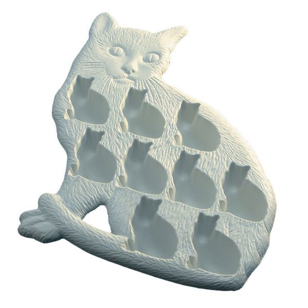 cat ice cube tray Random