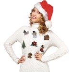 Instant DIY Ugly Christmas Sweater