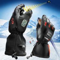 gps ski gloves