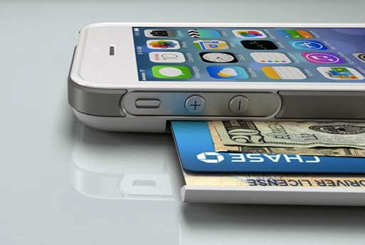 push case iPhone Case with a Pop Out Wallet Drawer
