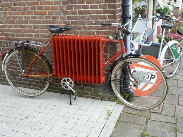radiator bicycle Pinboard