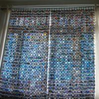 slides curtains