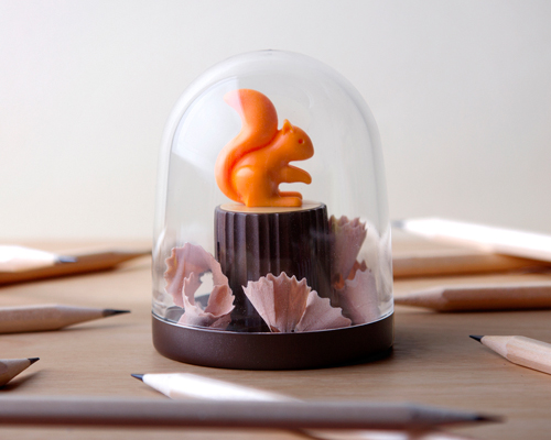 squirrel pencil sharpener