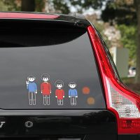 star trek family stickers