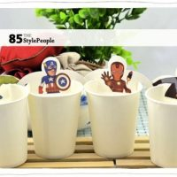 superhero tea bags