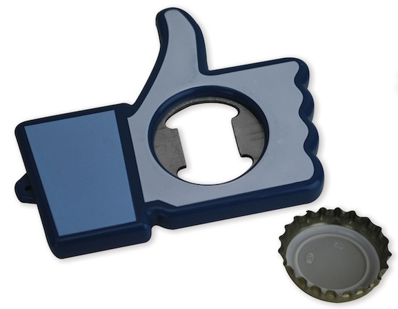 I Like Beer: Facebook Like Bottle Opener