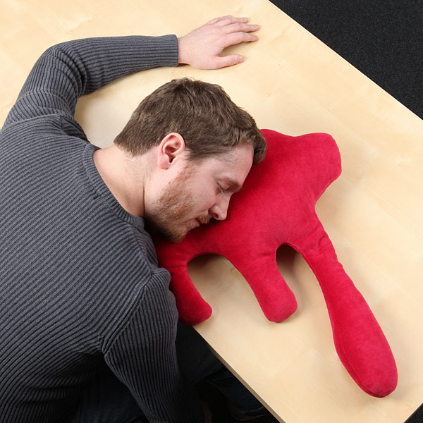 Bloodpool Pillow: Get Knocked Out for Nap