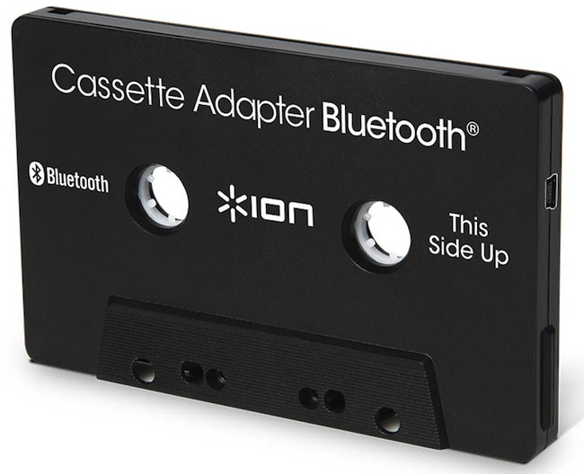 Bluetooth Audio Cassette Adapter
