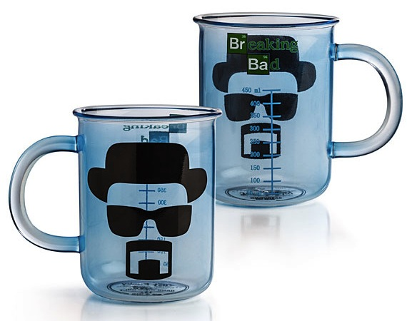 Breaking Bad Beaker Mug: Is that Ice Coffee?