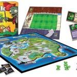 Plants vs. Zombies Risk Board Game