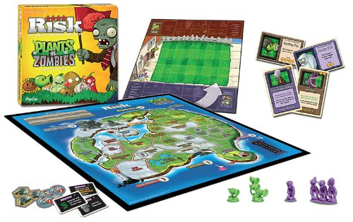 Plants vs. Zombies Risk Board Game