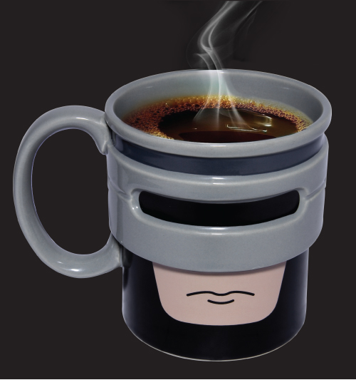 Robocup: The RoboCop Mug