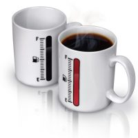 tank up coffee mug