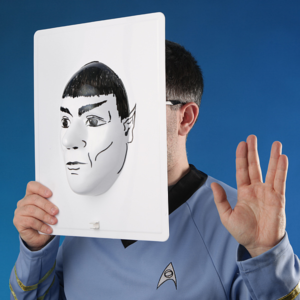 3d spock whiteboard