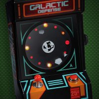 classic arcade watch