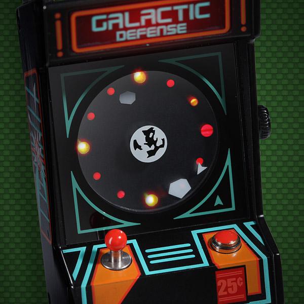 Retro Arcade Watch: It's Pew O'Clock