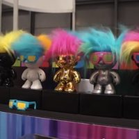 dancing trolls